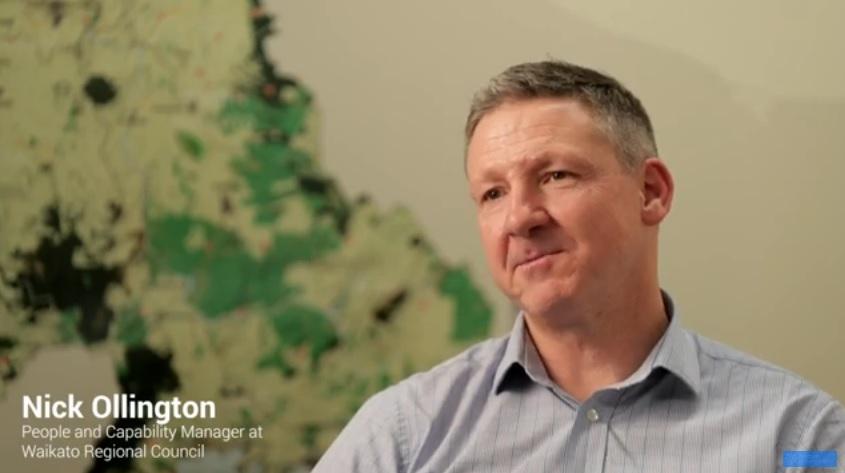 Nick Ollington - Waikato Regional Council
